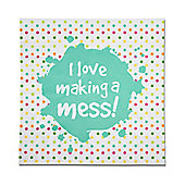 Mothercare Making A Mess Splash Mat