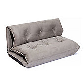 Sofa Collection Aubin Futon Sofabed - 1 Seat - Light Grey