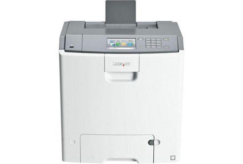 Lexmark C748de Colour Laser Printer (Print) 512MB 4.3 inch Colour Touchscreen LCD Display 33ppm (Mono) 33ppm (Colour)