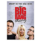 Big Bang Theory Season 1-8 Blu-ray