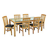Premier Housewares 7 Piece Dining Set