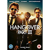 The Hangover 3 (DVD)