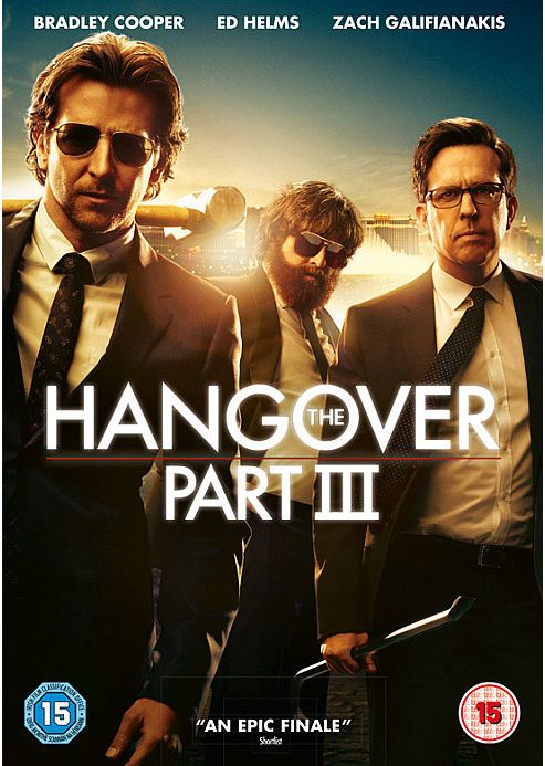 The Hangover 3 DVD