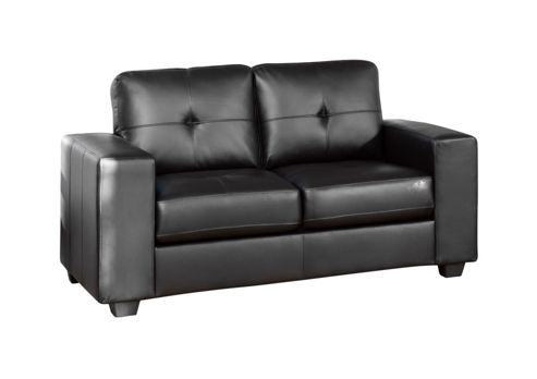 Buy Sofa Collection Corbieres Sofa 2 Seat Black From