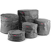 Stagg ECO 5 Piece Drum Bag Set
