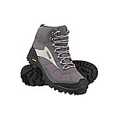 Typhoon Waterproof Iso-Grip Women's Boots - Grey