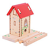 Bigjigs Rail BJT222 Bell Tower