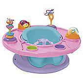 Summer Infant 3 Stage Super Seat, Pink