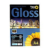 A4 PermaJet Digital Photo Paper 271 Gloss - 271gsm - 25pk