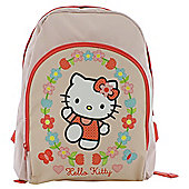 Hello Kitty Shaped Backpack.