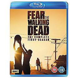 Fear of The Walking Dead Blu-ray