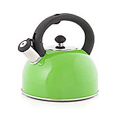 Cook Incolour - 2.5 Litre Green Stove Top Kettle