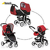 Hauck Malibu All In One Pushchair Caviar/Tango