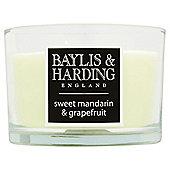Baylis & Harding Multi-Wick Candle Sweet Mandarin & Grapefruit