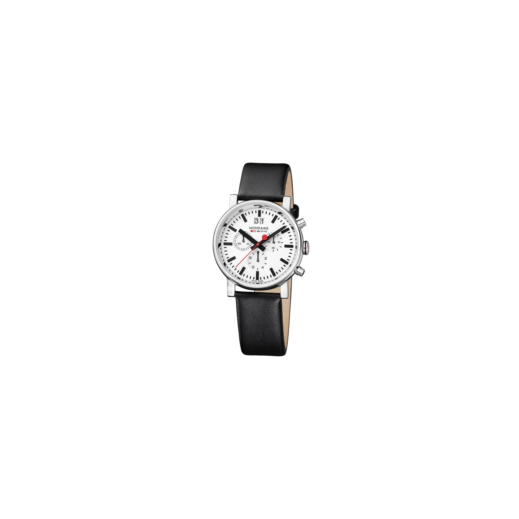 tesco direct online shopping enjoy big savings today at tesco mondaine gents black leather strap watch a6903030411sbb at tesco direct