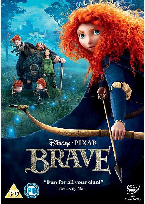 Brave (DVD)