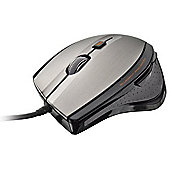 Trust Computer Products Trust MaxTrack Mouse - Wired - 6 Button(s) - USB - 1000 dpi - Scroll Wheel