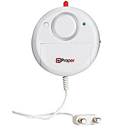 Proper Water Leakage Flood Alarm 110 dB