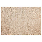 Tesco Alpine Shaggy Rug Cream 120X170Cm