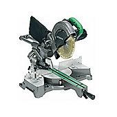C8FSE 216mm Sliding Compound Mitre Saw 240 Volt