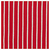 Red Stripe Tea Towels 3pk