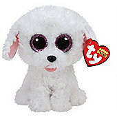 TY Beanie Boo Plush - Pippie the Dog 15cm