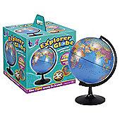 Trends Explorer Globe