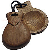 Stagg Traditional Wooden Castanets