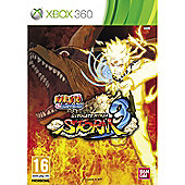 Naruto Shippuden Ultimate Ninja Storm 3 - Xbox-360