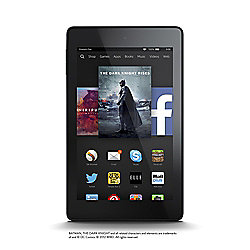 "Fire HD 6, 6"" Tablet, 8GB, WiFi - Black (2014)"