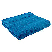 Tesco Hygro 100% Cotton Bath Towel, Teal