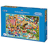 Games Rollicking Rafters 500XL Pieces Jigsaw Puzzle