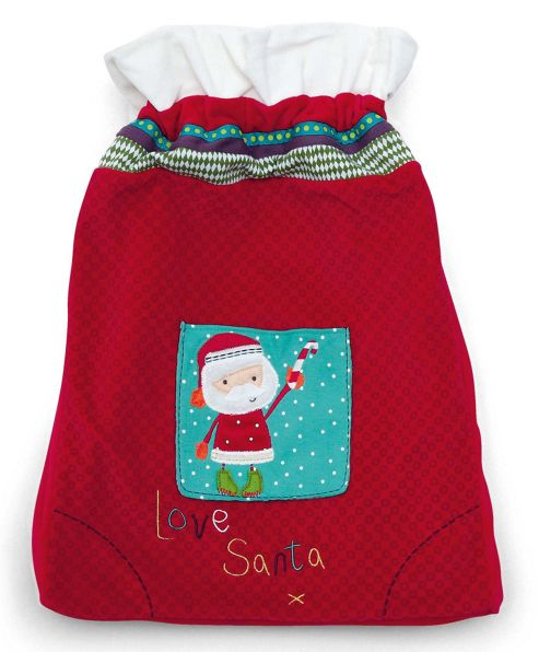 Mamas & Papas - Santa Christmas Toy Sack