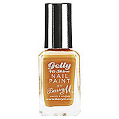 Barry M Gelly Nail Paint 18 Mango 10Ml