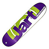 Jart Logo Duo III 7.75 Skateboard Deck