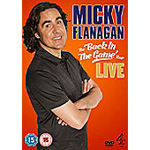 Micky Flanagan: Back In The Game Live (DVD)