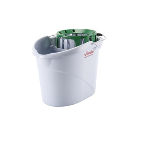 Vileda Supermop Bucket/Wringer Green 138926