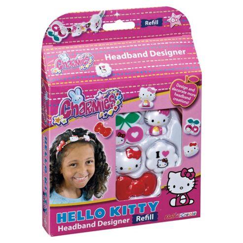 Charmies Hello Kitty Headband Designer Refill