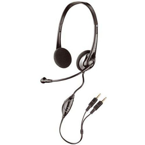 Plantronics Audio 326 Multimedia Stereo PC Headset.