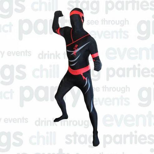 Morphsuit Ninja - Large