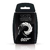Top Trumps - James Bond 007 (2015)
