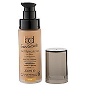 Bd Trade Secrets Mattifying Base Oil Free Foundation Honey - 8