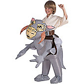 Child Star Wars Tauntaun Costume