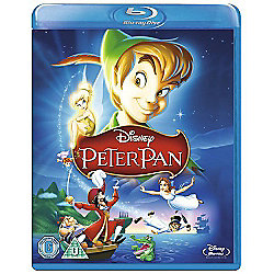 Disney: Peter Pan (Blu-Ray)