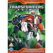 Transformers Prime - Season 1 Part 3 (Decepticons Unleashed)
