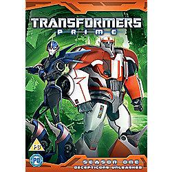Transformers Prime - Season 1 Part 3 (Decepticons Unleashed)