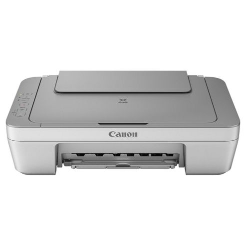 Canon Pixma MG2450, All-in-One Inkjet Colour Printer, A4 - White