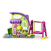 Pinypon Little Doll Houses Playset - Green