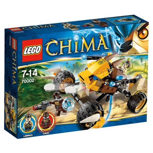 LEGO Legends of Chima Lennox Lion 70002