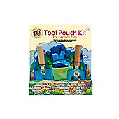 Little Pals Tool Pouch Kit in Blue for 3yrs+